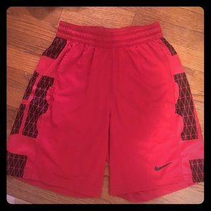 Nike dry-fit men's shorts